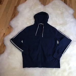 Banana Republic 100% cotton sweater hoodie